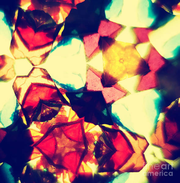 Wall Art - Photograph - Kaleidoscope Pattern by Sl photo