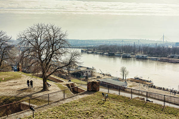 Photograph - Kalemegdan Park Fortress In Belgrade by Milan Ljubisavljevic