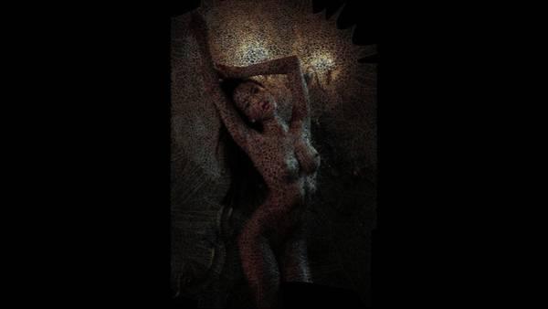 Digital Art - Kali by Stephane Poirier