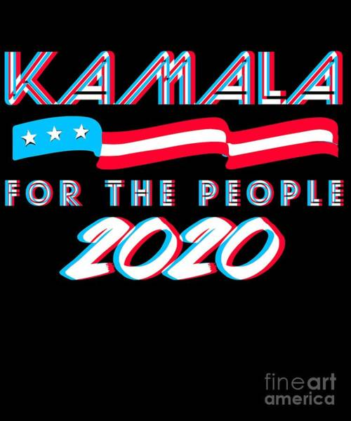 Digital Art - Kamala Harris For The People by Flippin Sweet Gear