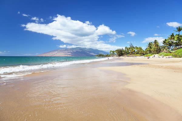 Maui Photograph - Kamaole Beach, Maui by Michaelutech
