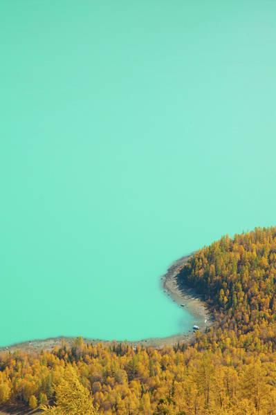 Wall Art - Photograph - Kanas Lake by Poorfish