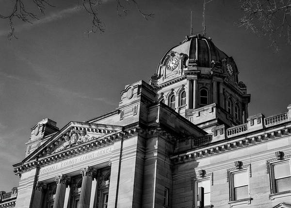 Wall Art - Photograph - Kankakee County Courthouse - #1 by Stephen Stookey