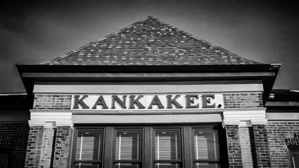 Wall Art - Photograph - Kankakee Depot - #2 by Stephen Stookey