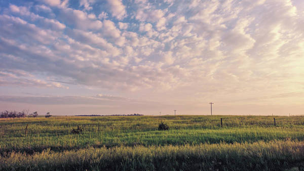 Wall Art - Photograph - Kansas Dawn Breaking by Joan Carroll