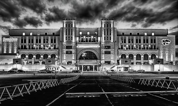 Kansas State University Photograph - Kansas State Football by JC Findley