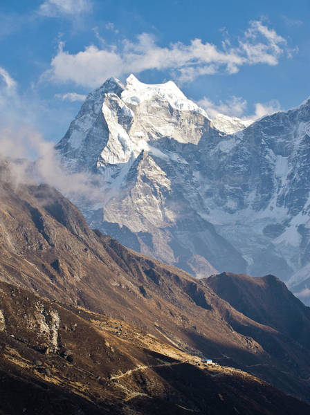 Nepal Wall Art - Photograph - Kantega 6685 Metres, Dudh Kosi Valley by Ben Pipe Photography