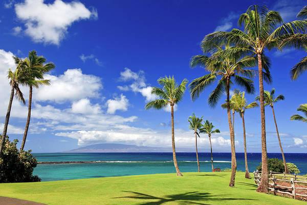 Kapalua Photograph - Kapalua Bay, Maui, Hawaii by Rob Decamp Photography
