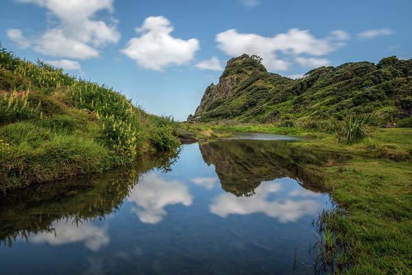 Tasman Sea Photograph - Karekare Beach - New Zealand by Joana Kruse