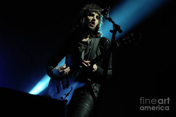 Photograph - Kasabian Photo 27 by Jenny Potter