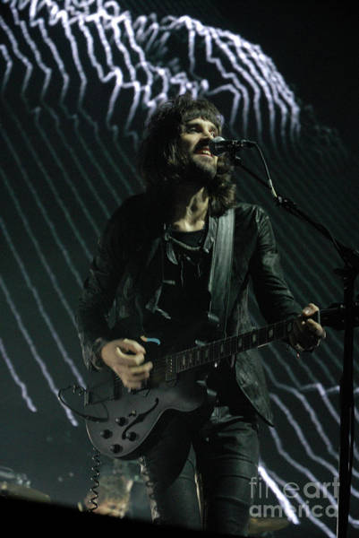 Photograph - Kasabian Photo 5 by Jenny Potter