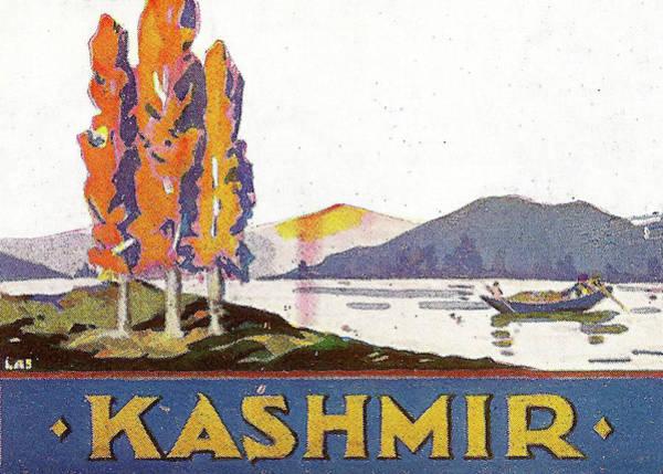 Wall Art - Digital Art - Kashmir, India by Long Shot