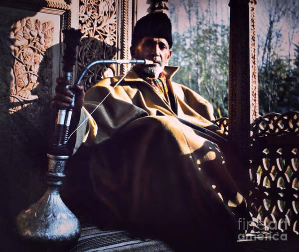 Dal Lake Photograph - Kashmir M.s. Baktoo by Christina Ford