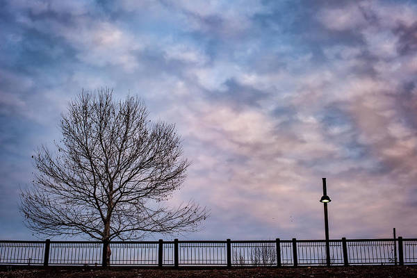 Photograph - Kaw Point Silhouettes by Jeff Phillippi