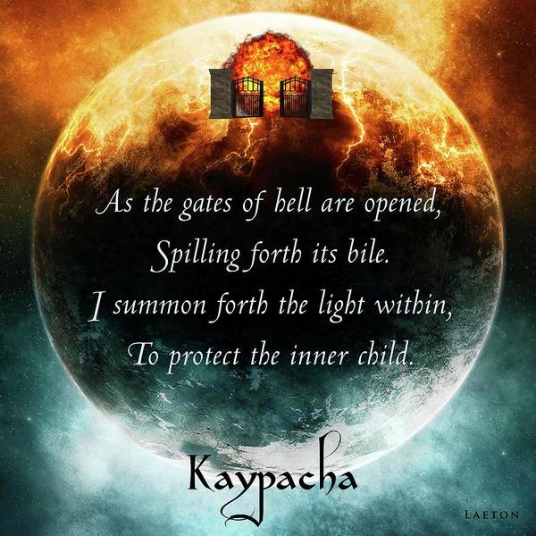 Digital Art - Kaypacha - March 26, 2019 by Richard Laeton