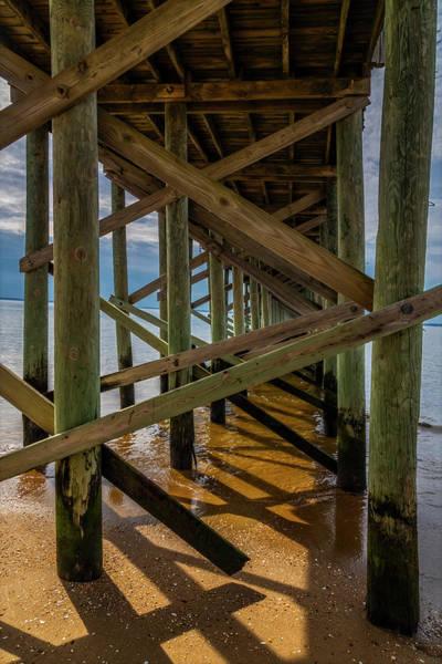 Photograph - Keansburg Nj Pier by Susan Candelario