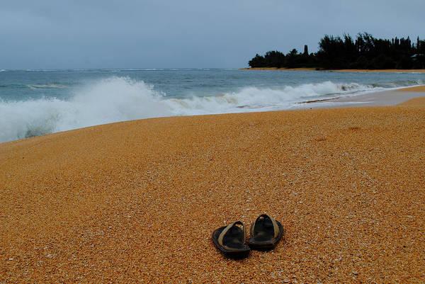 Photograph - Ke'e Beach by Robert Stanhope
