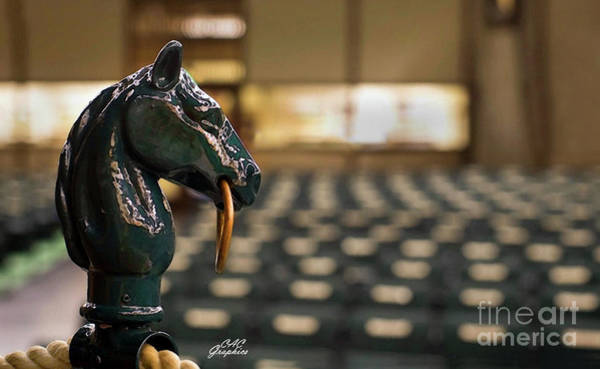 Photograph - Keeneland Sales Arena by CAC Graphics