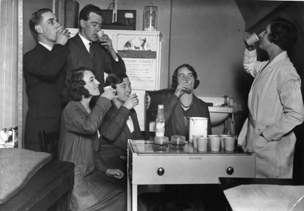 Insurance Photograph - Keeping Flu At Bay by J A. Hampton