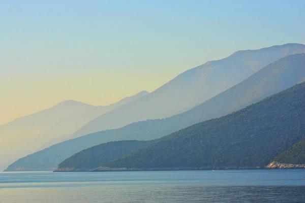 Greece Photograph - Kefalonia Dawn by Patricia Fenn Gallery