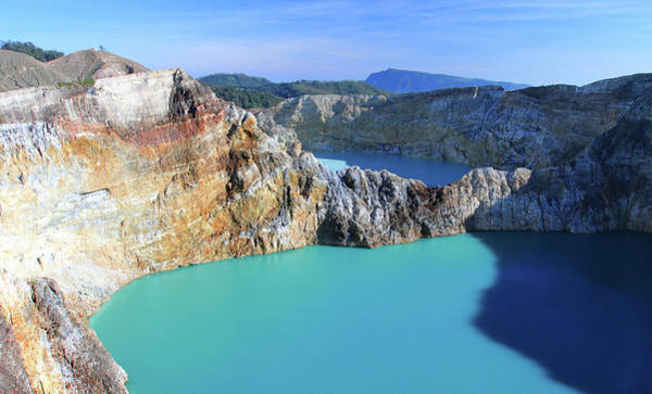 Flores Photograph - Kelimutu by Photo By Sayid Budhi