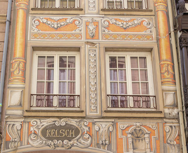 Wall Art - Photograph - Kelsch Patisserie Facade by Teresa Mucha