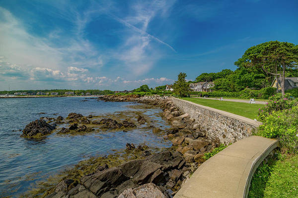 Wall Art - Photograph - Kennebunkport The Green Lively Life by Betsy Knapp