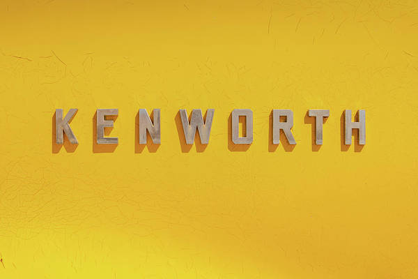 Kenworth Photograph - Kenneth by Wayne Stadler