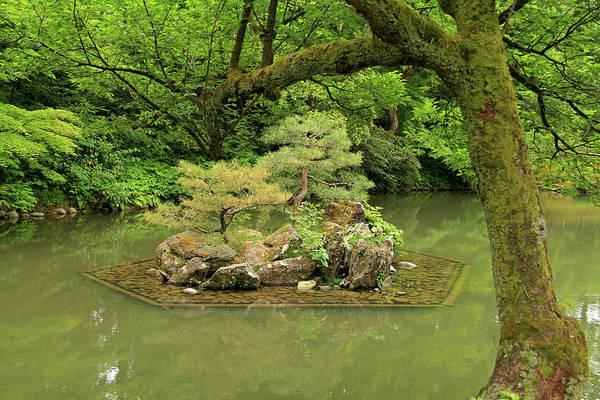Photograph - Kenrokuen Garden - Kanazawa, Japan by Richard Krebs