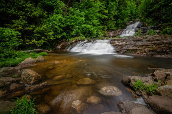 Photograph - Kent Falls Sp Ct  by Susan Candelario