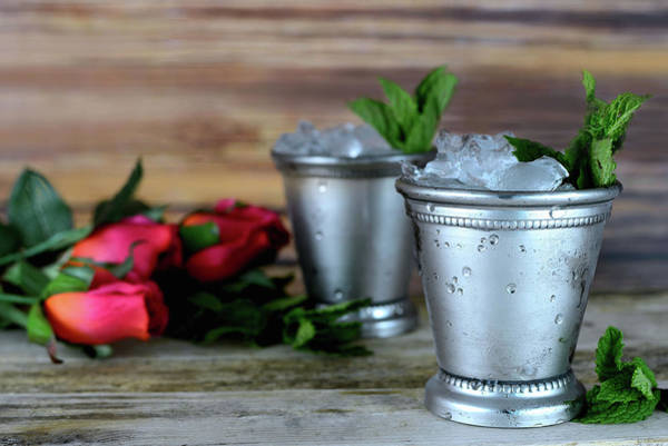 Photograph - Kentucky Derby Toast by Perry Correll