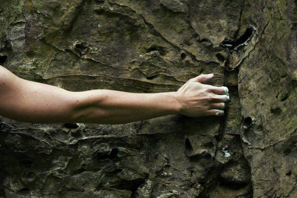 Determination Photograph - Kentucky, Red River Gorge, There Are by David Coyle