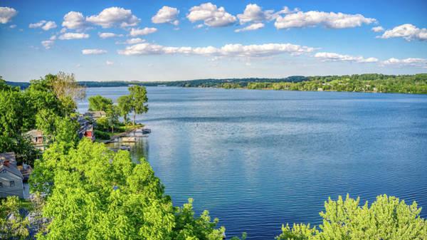 Photograph - Keuka Lake June 2019 by Ants Drone Photography