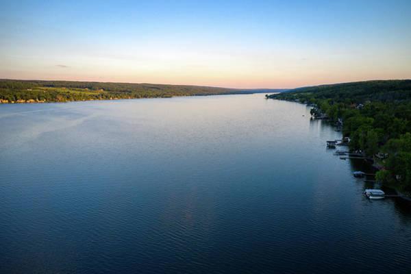 Photograph - Keuka Lake South by Ants Drone Photography