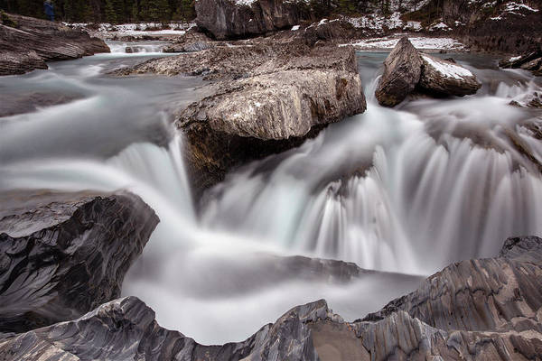 Wall Art - Photograph - Kicking Horse River by Mark Duffy