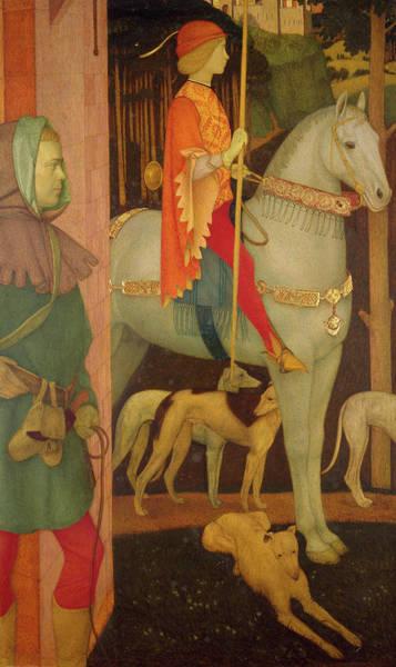 Wall Art - Painting - Kilhwych, The King's Son by Arthur Joseph Gaskin