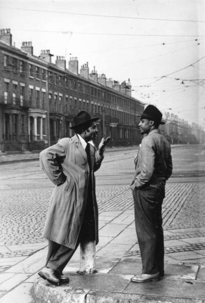 Reportage Photograph - Killing Time by Bert Hardy