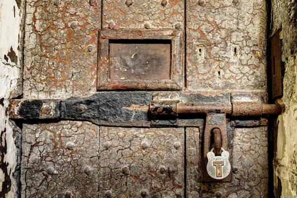 Wall Art - Photograph - Kilmainham Gaol Cell Door by Weston Westmoreland