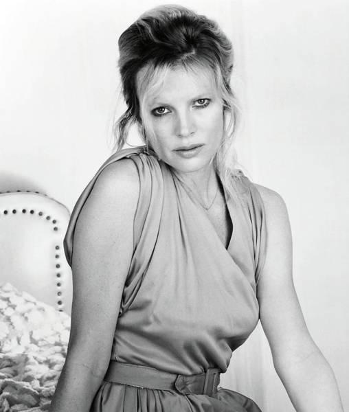 Kim Basinger Photograph - Kim Basinger In Fool For Love -1985-. by Album