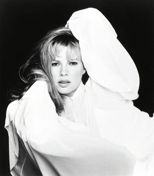Kim Basinger Photograph - Kim Basinger In My Stepmother Is An Alien -1988-. by Album