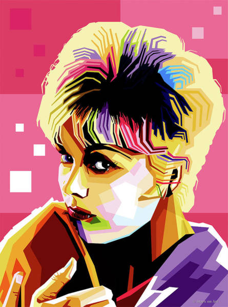 Wall Art - Digital Art - Kim Novak by Stars-on- Art