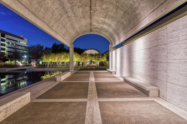 Photograph - Kimbell Art Museum Fort Wortn 033019 by Rospotte Photography