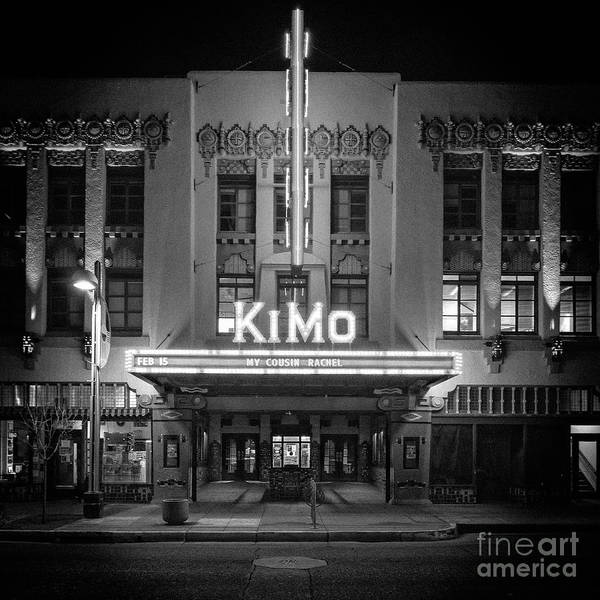 Photograph - Kimo Theater by Imagery by Charly