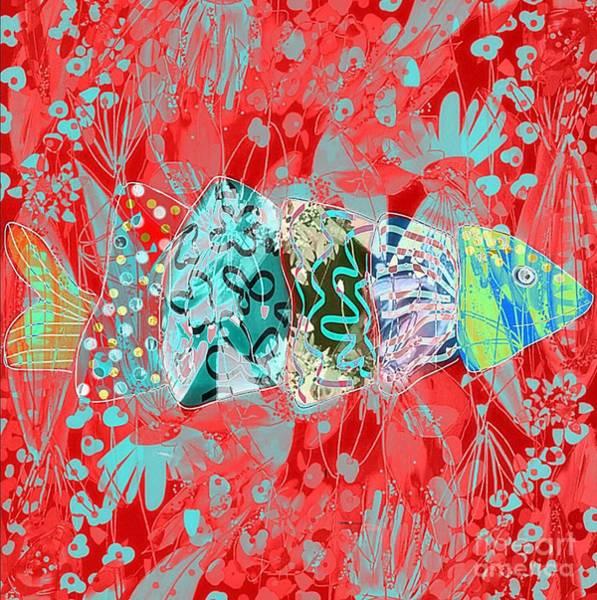 Wall Art - Painting - Kimono by Terri Price