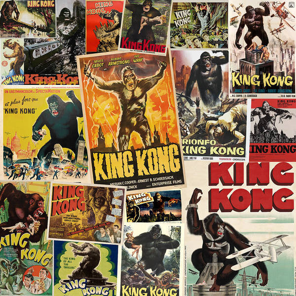 Photograph - King Kong by Andrew Fare