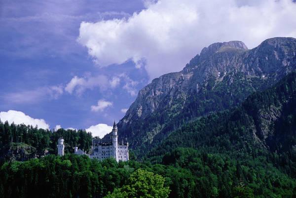 Photograph - King Ludwig IIs Neuschwanstein Castle by Dennis K. Johnson