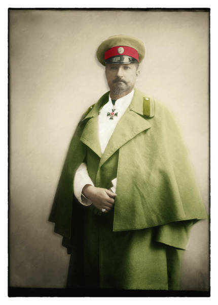 Photograph - King Of Bulgaria by Carlos Diaz
