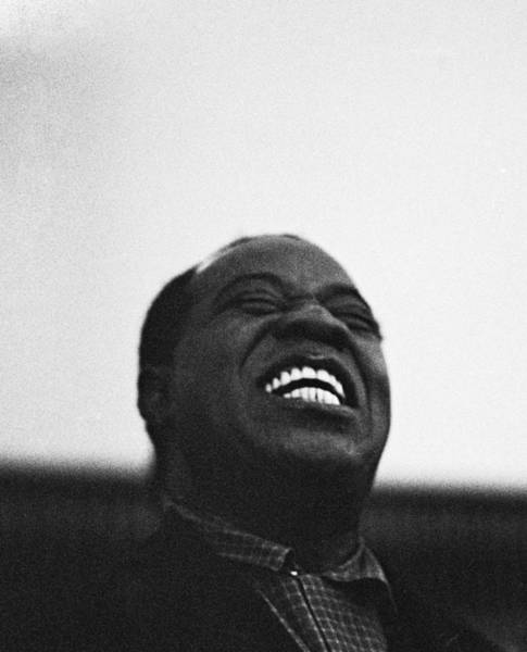 Photograph - King Of Jazz by Erich Auerbach
