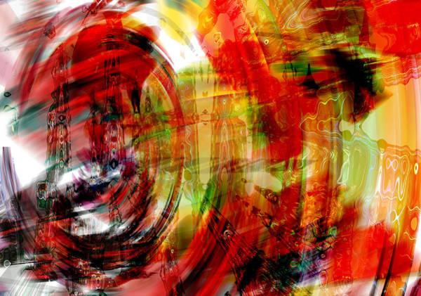 Digital Art - Kingdom by Maria Reverberi