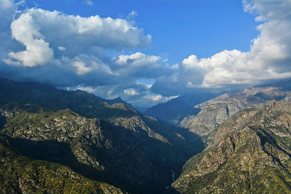 Photograph - Kings Canyon National Park by Kyle Hanson